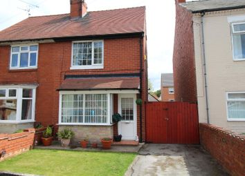 Thumbnail 4 bed semi-detached house for sale in Cemetery Road, Worksop