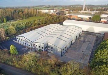 Thumbnail Light industrial to let in Unit 1 Harris Road, Wedgnock Industrial Estate, Warwick