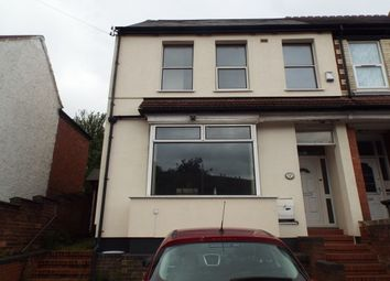 Thumbnail 5 bedroom semi-detached house to rent in Wolverhampton Road East, Wolverhampton