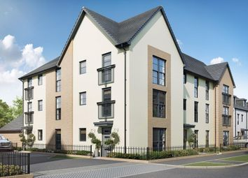 "Thumbnail 1 bedroom flat for sale in ""Loughton"" at Dryleaze, Yate, Bristol"