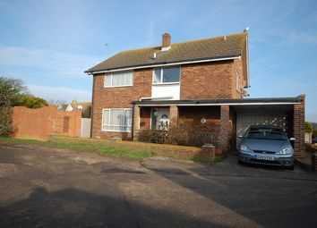 Thumbnail 3 bed detached house for sale in Croft Road, Selsey