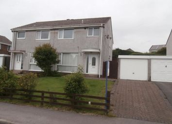 Thumbnail 3 bedroom semi-detached house to rent in Springfield Avenue, Whitehaven