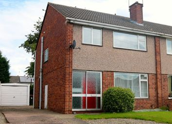 Thumbnail 4 bed semi-detached house to rent in Brookside Avenue, Newport