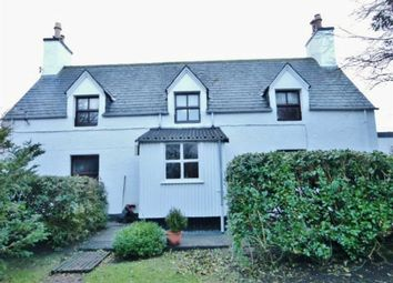 Thumbnail 2 bed detached house for sale in Croft 2, Badluarach, Dundonnell, Ross-Shire