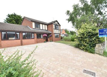 Thumbnail 4 bed detached house for sale in Leys Road, Harvington, Evesham