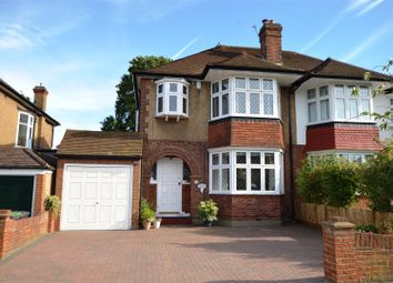 Thumbnail 3 bed semi-detached house for sale in Highdown, Old Malden, Worcester Park