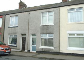 Thumbnail 2 bedroom terraced house for sale in Golf Terrace, Silloth, Wigton, Cumbria