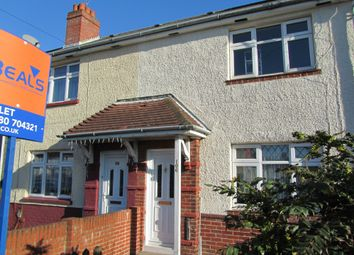 Thumbnail 3 bedroom terraced house to rent in Chestnut Road, Southampton, Hampshire