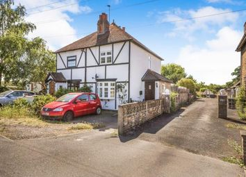 Thumbnail 2 bed semi-detached house for sale in Leatherhead Road, Chessington, Surrey