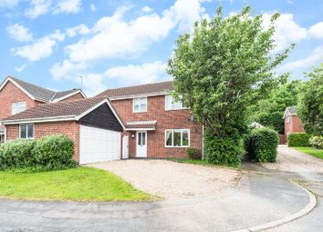 Thumbnail 4 bed detached house for sale in Nicolson Road, Loughborough