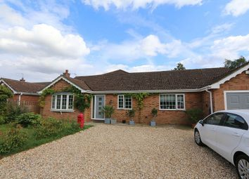 Thumbnail 5 bed detached bungalow for sale in Witham Road, Woodhall Spa, Lincolnshire