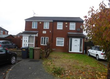 Thumbnail 3 bed semi-detached house for sale in Swallow Close, Luton