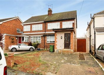 Thumbnail 3 bed semi-detached house for sale in Belmont Avenue, Wickford