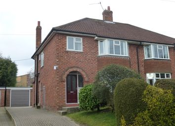 Thumbnail 3 bed semi-detached house to rent in Bonneycroft Lane, Easingwold, York