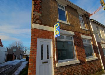 Thumbnail 3 bed terraced house for sale in Frederick Street, Coundon, Bishop Auckland