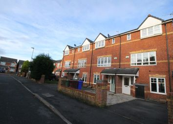 Thumbnail 3 bed terraced house for sale in Actonville Avenue, Wythenshawe, Manchester