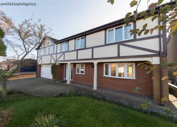 Thumbnail 5 bed property for sale in Holme Drive, Burton-Upon-Stather, Scunthorpe