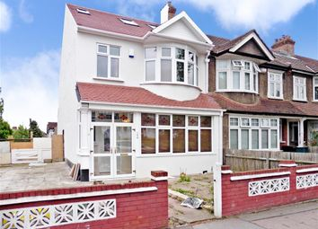 Thumbnail 5 bedroom end terrace house for sale in Whitehorse Lane, London