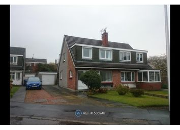 Thumbnail 3 bedroom semi-detached house to rent in Parkdyke, Stirling
