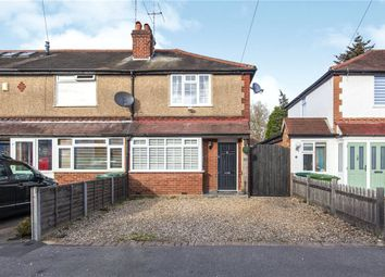 Thumbnail 3 bed semi-detached house for sale in Kenilworth Gardens, Staines-Upon-Thames, Surrey