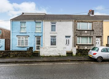 2 bed terraced house for sale in Carmarthen Road, Fforestfach, Swansea SA5