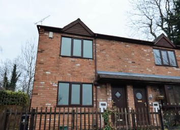 Thumbnail 2 bedroom semi-detached house to rent in Gerard Court, Gerard Street, Derby