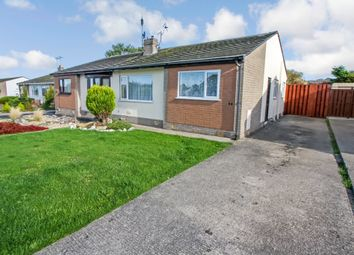 Thumbnail 2 bed semi-detached bungalow for sale in Lon Ffawydd, Abergele