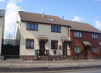 Thumbnail 2 bed terraced house to rent in Holland Gardens, Belmont Road, Hereford