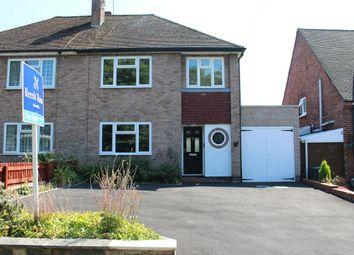 Thumbnail 4 bedroom semi-detached house for sale in Cubbington Road, Lillington, Leamington Spa