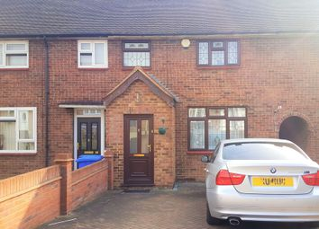 Thumbnail 2 bed terraced house for sale in Daventry Road, Romford