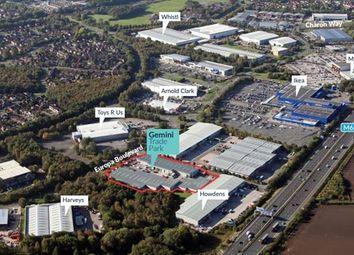 Thumbnail Light industrial to let in Unit 4, Gemini Trade Park, Europa Boulevard, Warrington, Cheshire
