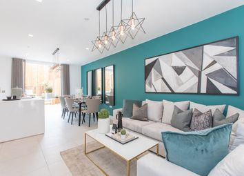 Thumbnail 3 bed terraced house for sale in Woodside Square, Muswell Hill