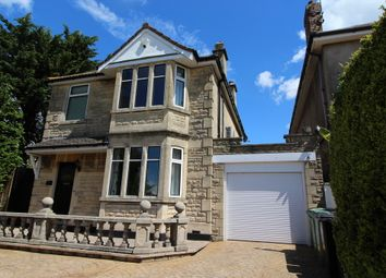 Thumbnail 3 bedroom detached house for sale in Wells Road, Whitchurch, Bristol
