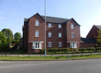 Thumbnail 1 bed flat to rent in Chesterfield Road, Lichfield