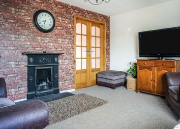 Thumbnail 3 bedroom semi-detached house for sale in Glinton Road, Peterborough