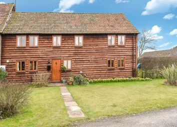 Thumbnail 4 bed end terrace house for sale in Brinsop Court, Herefordshire