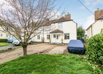 Thumbnail 3 bed semi-detached house for sale in Lion Road, Glemsford, Sudbury