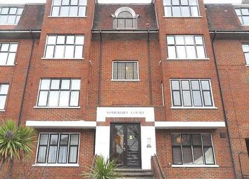 Thumbnail 1 bed flat to rent in Somerhill Court, Holland Road, Hove