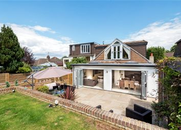 Thumbnail 3 bed detached house for sale in Hillside, Banstead, Surrey