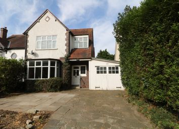 3 bed detached house for sale in Paradise Lane, Hall Green, Birmingham B28
