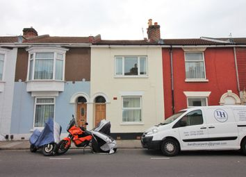 Thumbnail 2 bed terraced house for sale in Baileys Road, Southsea
