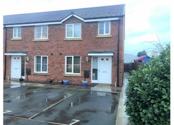 Thumbnail 3 bed end terrace house for sale in Mons Drive, Norton, Worcester