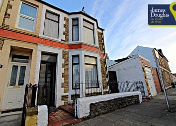 Thumbnail 3 bed end terrace house for sale in Inverness Place, Roath, Cardiff