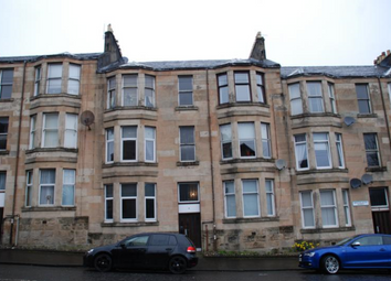 Thumbnail 1 bed flat to rent in Brachelston Street, Greenock Unfurnished