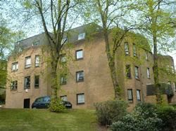 Thumbnail 1 bed flat to rent in Crown Road South, Glasgow