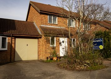 3 bed semi-detached house for sale in Nether Vell-Mead, Church Crookham, Fleet GU52