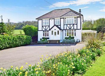 Thumbnail 4 bed detached house for sale in Short Lane, Alkham, Dover, Kent