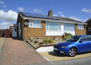 Thumbnail 2 bed semi-detached bungalow for sale in Dovedale, Felixstowe