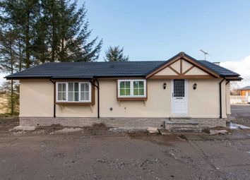 Thumbnail 2 bed lodge for sale in Craigmyle Park, Kemnay, Inverurie, Aberdeenshire