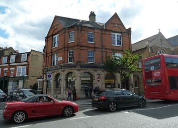 Thumbnail Retail premises for sale in High Street Acton, London